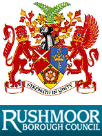 Supported by Rushmoor Borough Council